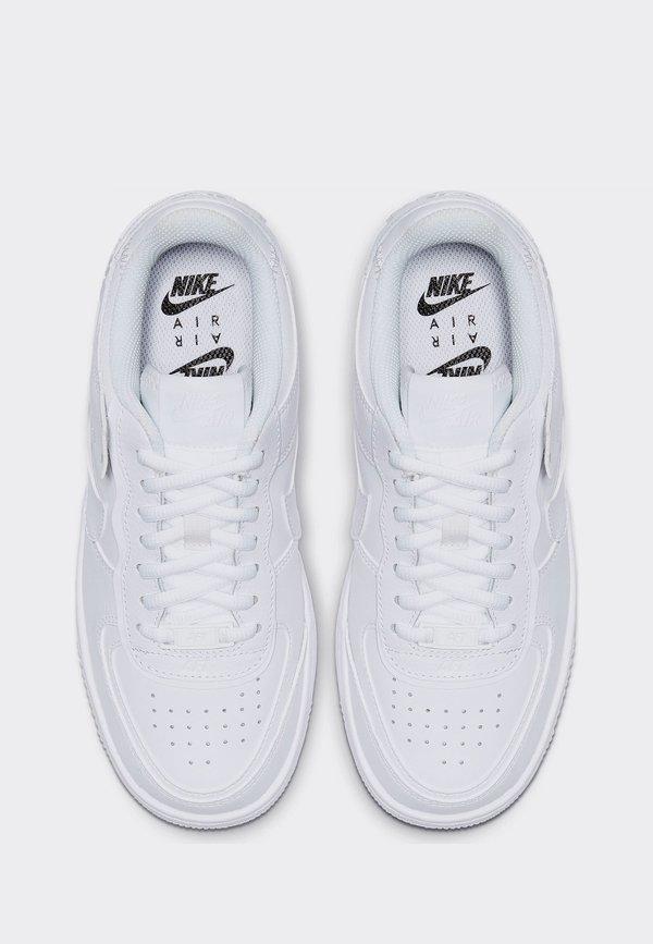 Nike Air Force 1 Shadow whitewhite