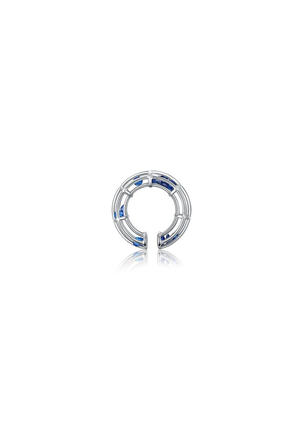 Ty's Grocery Diamonds Gemstone Transport Track Ring / Ear Clip