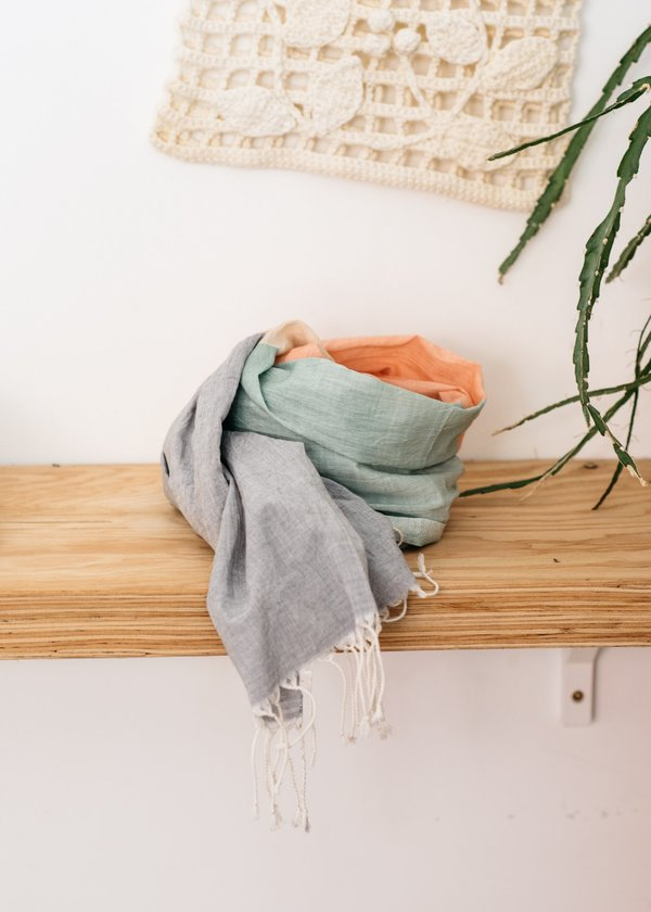 FME Apparel Hand Loomed Cotton Scarf