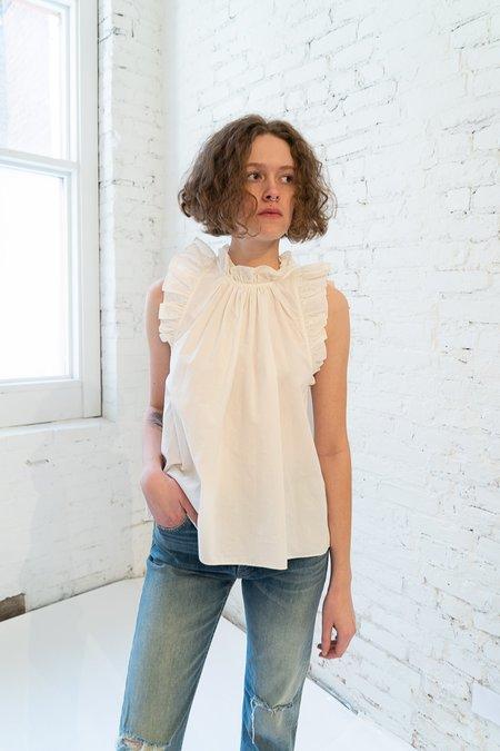 Ulla Johnson Tilda Top - Blanc