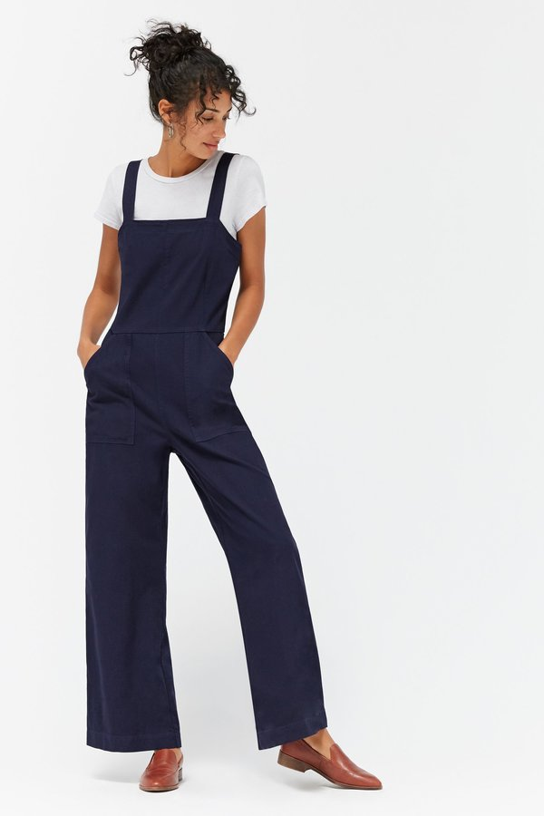 Lacausa Lincoln Jumpsuit - ink