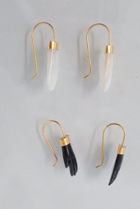 Grainne Morton Hand Hooks - 18K Gold