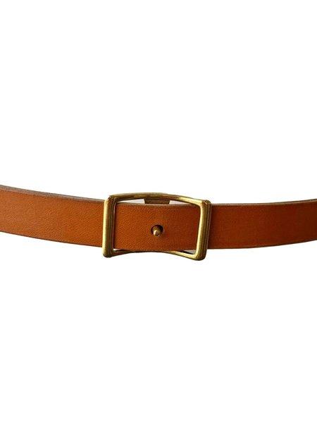 C.S. Simko Leather Hip Belt