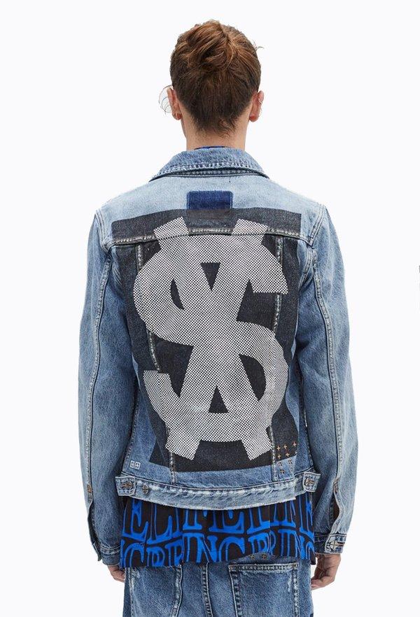 Ksubi Classic Jacket Jinx Pay Up - denim