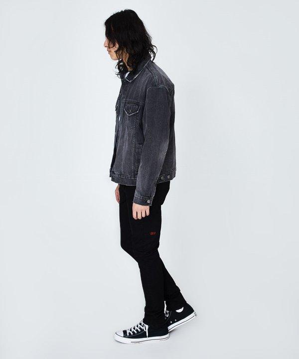 Ksubi Oh G Jacket - Throwblack