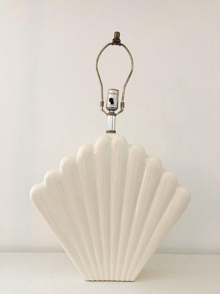 Ri-Ri-Ku VINTAGE ART DECO SHELL LAMP
