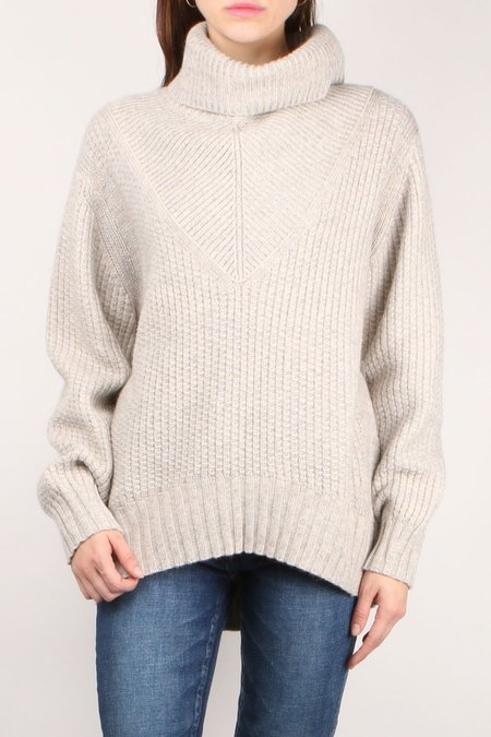 Brochu Walker Roan Turtleneck - Moire Combo