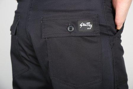 Stan Ray x MACHUS 4-POCKET FATIGUE - Black
