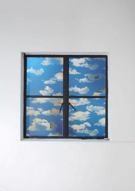Random Cliches Sky-Clouds Window Film