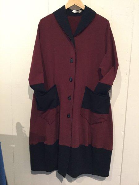 Cheyenne Color Block Coat