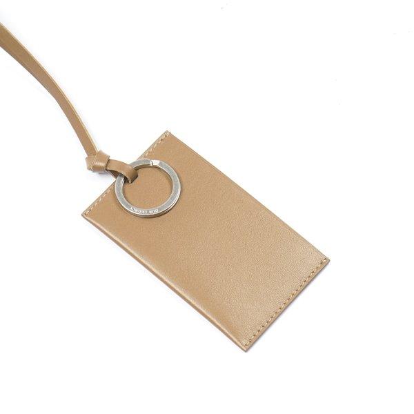 Our Legacy Access Card Holder - Mushroom