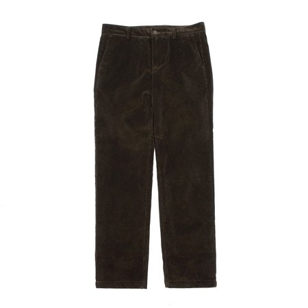 Norse Projects Albin Corduroy Pant - Beech Green