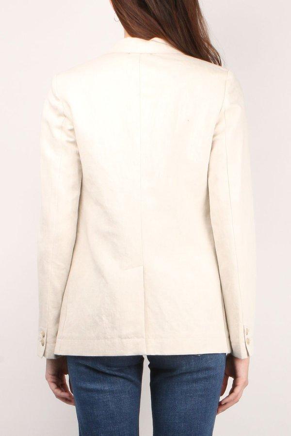 Forte Forte Cotton Structure Jacket - Juta