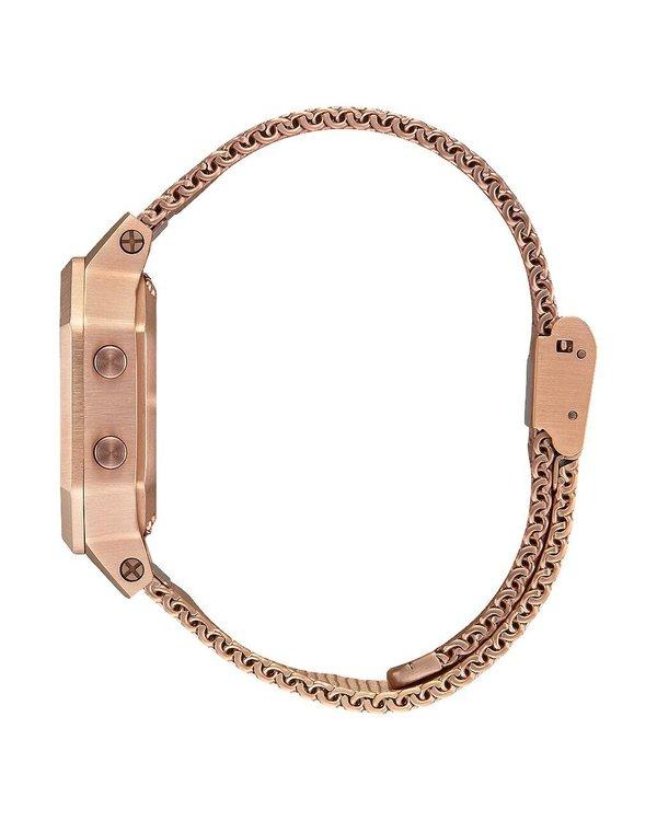 Nixon Siren Milanese Watch - All Rose Gold