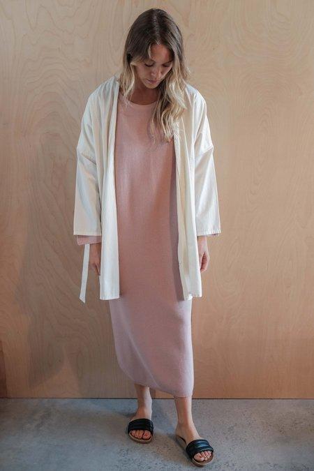 Kowtow Jumper Dress - Rose