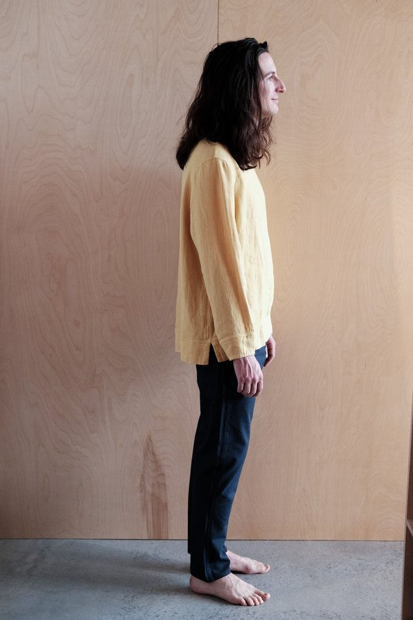 House of St. Clair Pullover - Tumeric