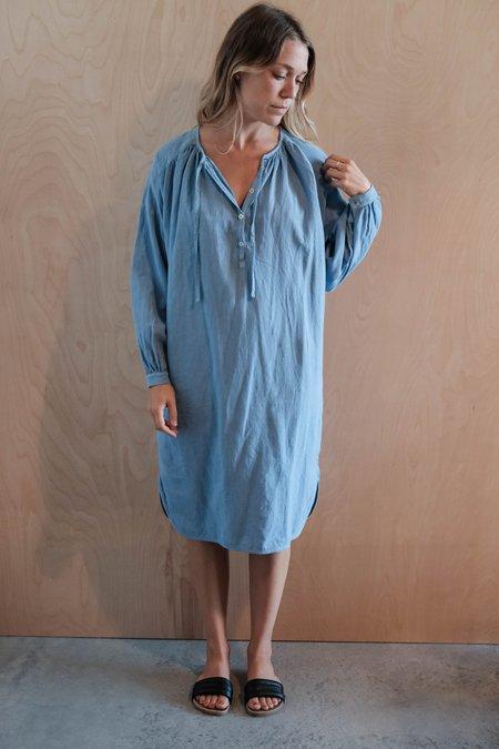 Gravel & Gold Sorrell Dress - Blue Moon