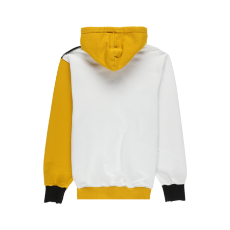 Marni Colorblock Hoodie - Black/Yellow
