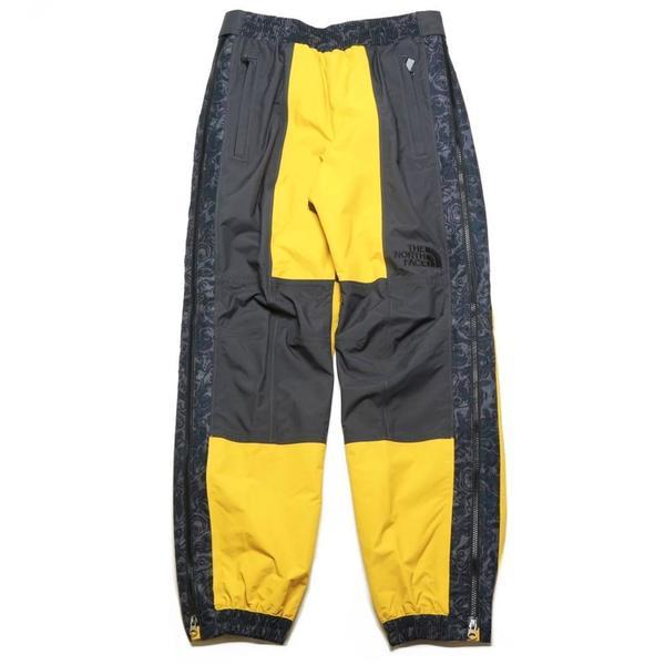 THE NORTH FACE 94 Rage Rain Pants - Leopard Yellow/Asphalt Grey