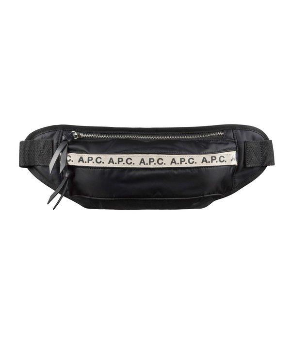 A.P.C. Banane Repeat Belt Bag