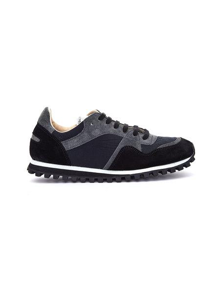 Spalwart Marathon Trail Low Sneakers - Black/Grey
