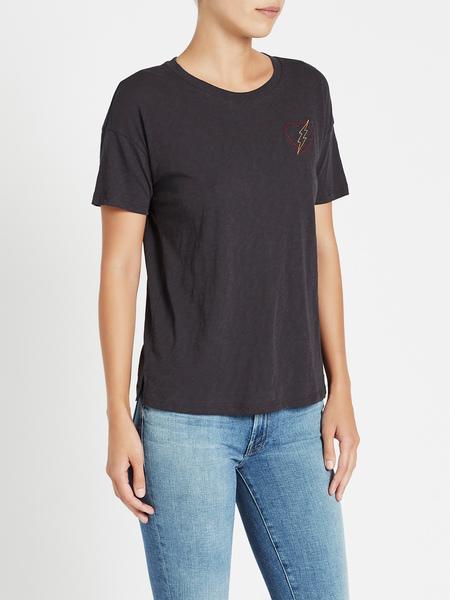 Rails Davie T-shirt - Black