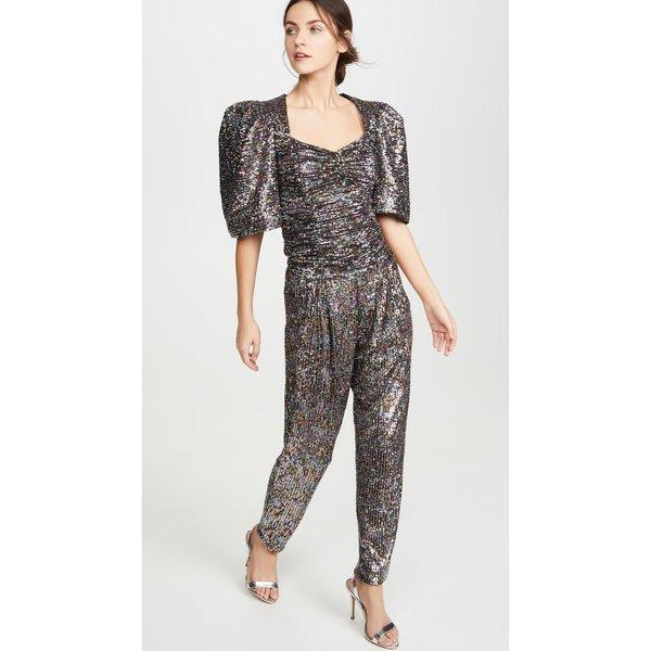 Iorane Confetti Sequin Pants - multi