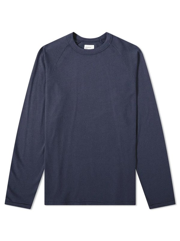 Les Basics Le Long Sleeve - Navy