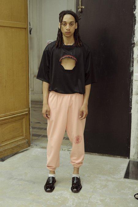 Martine Rose 20/20 Slim Track Pant - peach