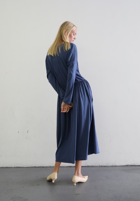 KOWTOW DANCER DRESS - CERAMIC BLUE