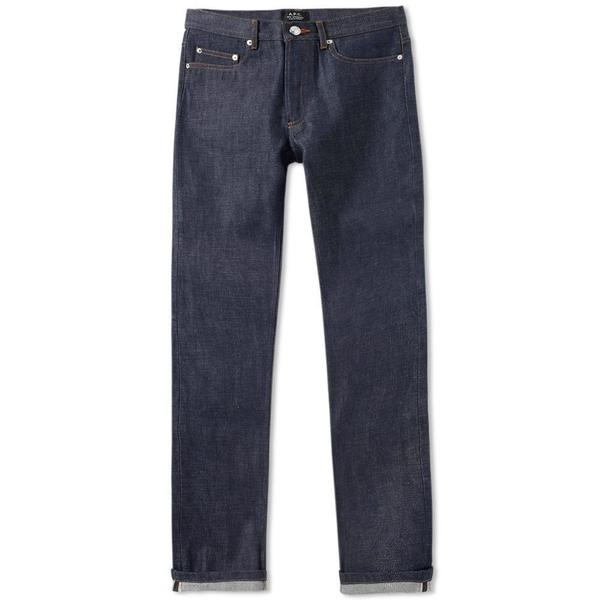 A.P.C. Brut New Standard Jeans - Indigo