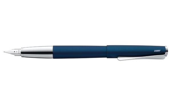 LAMY Studio Fountain Pen - Matt Dark Blue