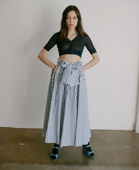 Maryam Nassir Zadeh Carlita Skirt - Corsica Stripe