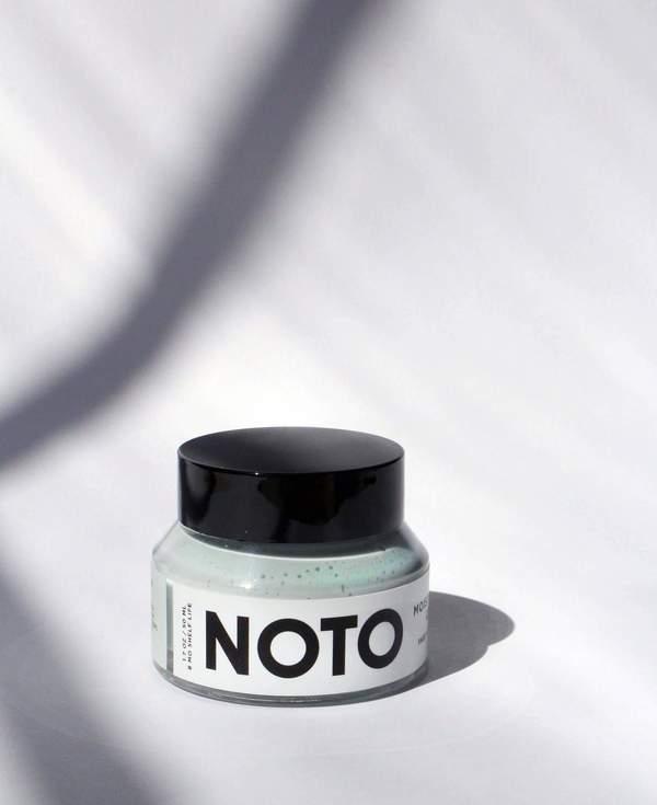 NOTO botanics Moisture Riser Cream