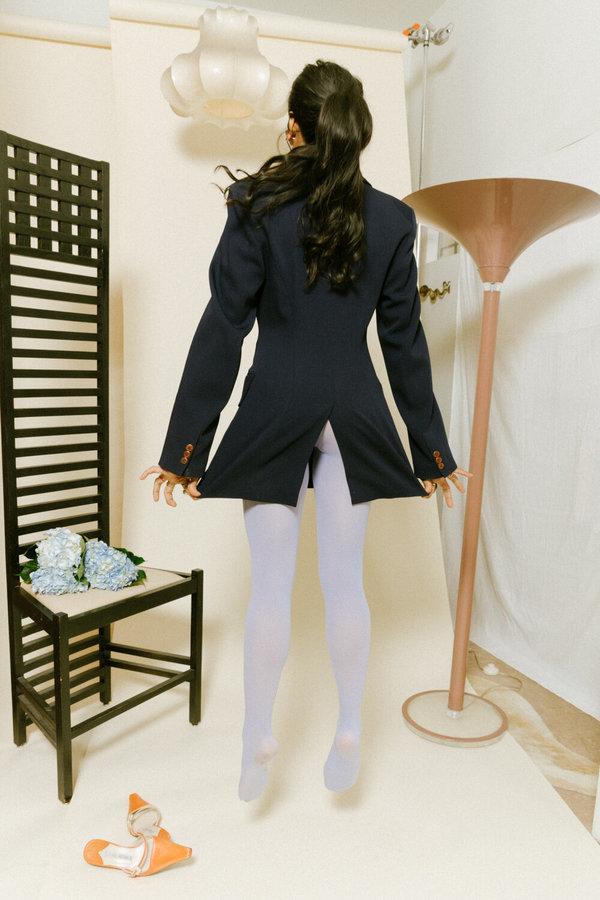 Sisterwife Plein Sud Blazer - Navy