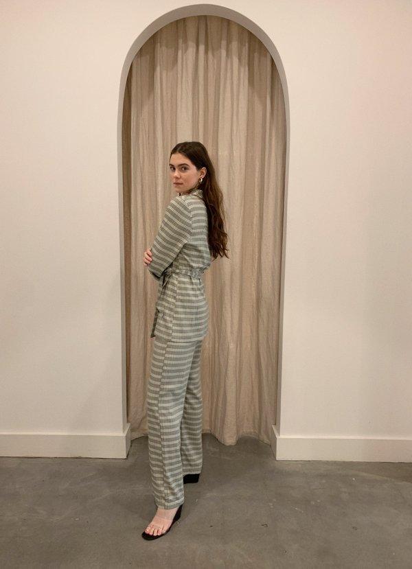 Shaina Mote Lombardi Jacket - Crema/Onyx