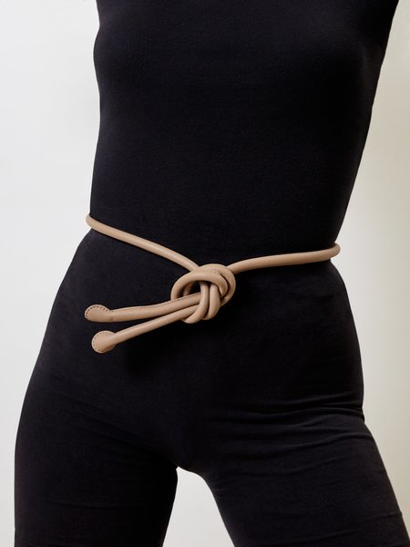 ARE Studio Knot Belt - Toffee