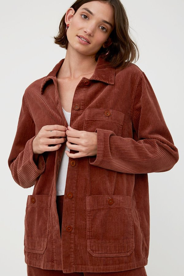 Lacausa Gigi Jacket - Sienna