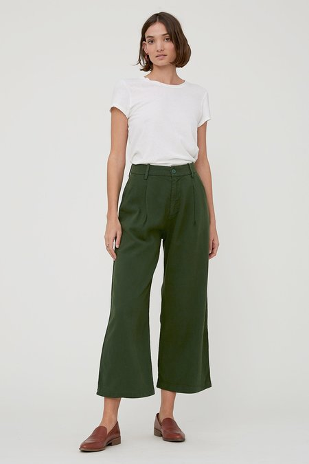 Lacausa Lola Trousers - Absynthe