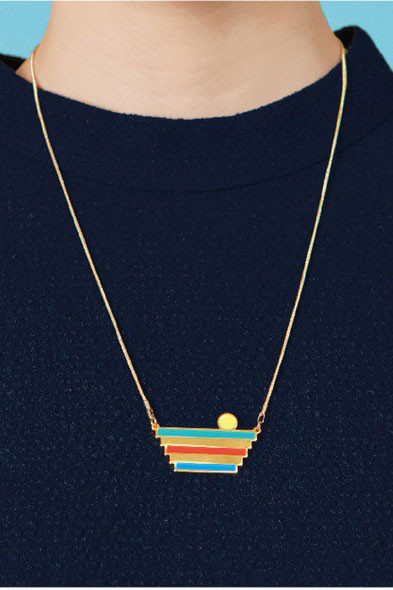 Rolling Necklace - MATTER MATTERS