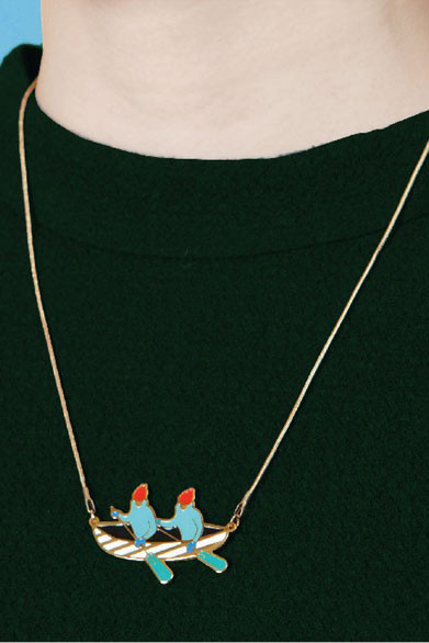 Rowing Necklace - MATTER MATTERS