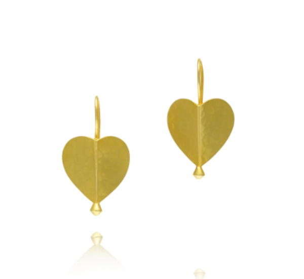 Pippa Small Small Rajasthan Earrings - 18k gold