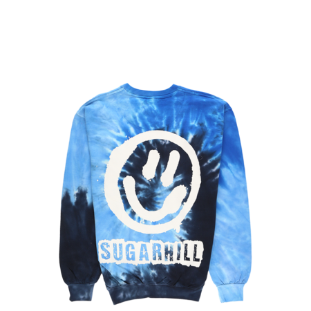 Sugarhill Space Puppet Crewneck - Ocean Blue