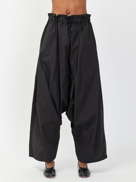 Unisex Monitaly Harem Pant - Black