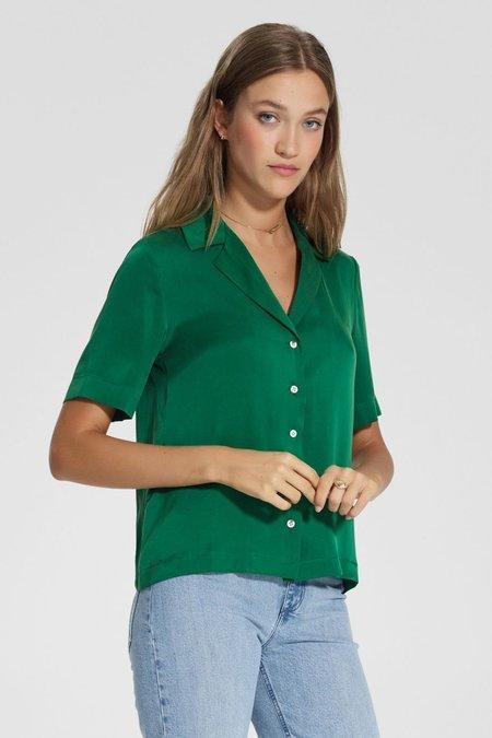 NOBODY DENIM Gallery Shirt - Palm