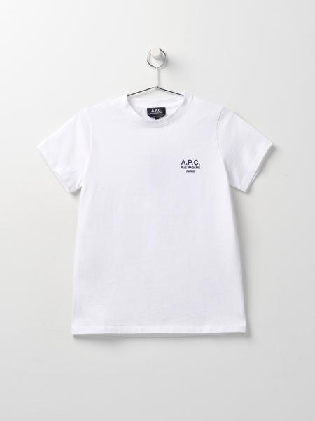 A.P.C. T shirt Denise - Blanc