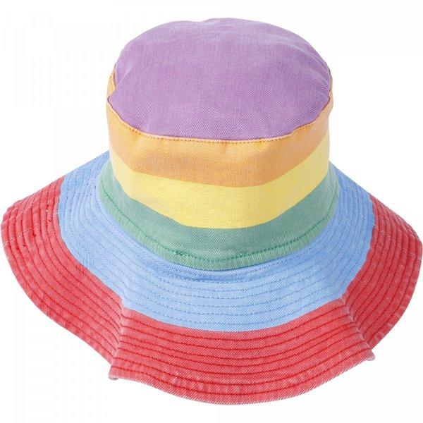Kids Stella McCartney Bucket Hat - Rainbow Stripe