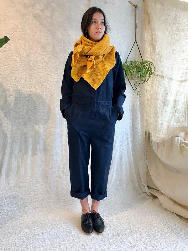 Lacausa Phoenix Jumpsuit - Navy