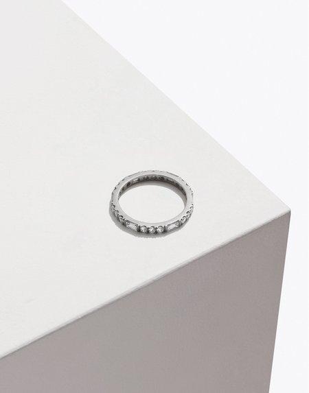 Pamela Love Thin Baguette Ring
