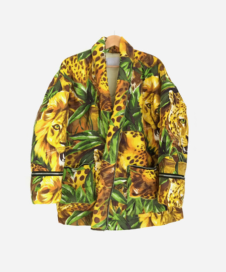 COATZ Lion Coat - Yellow